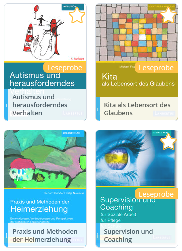 Publikationen in der Lambertus+ ebook App