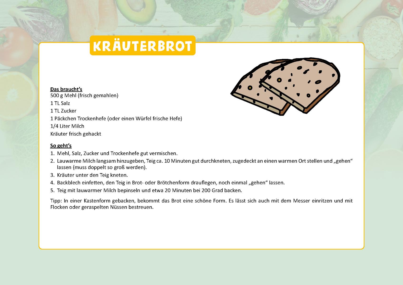 Rezept_Kräuterbrot