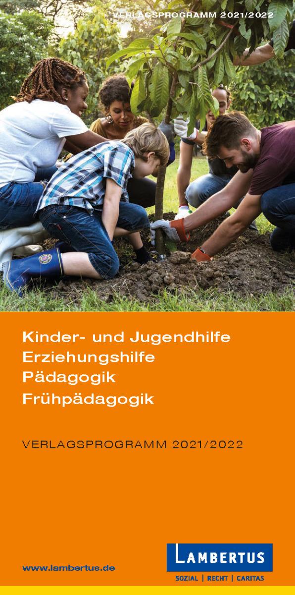 Flyer Jugendhilfe Pädagogik 2021 2022